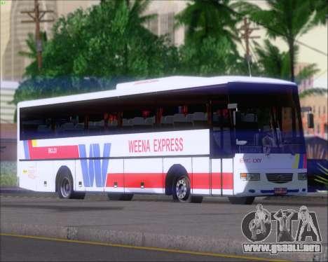 Nissan Diesel UD WEENA EXPRESS ERIC LXV para GTA San Andreas left