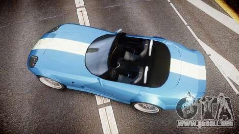 Bravado Banshee Viper para GTA 4 visión correcta