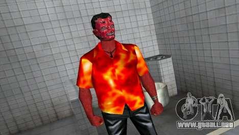 Devil Skin para GTA Vice City segunda pantalla