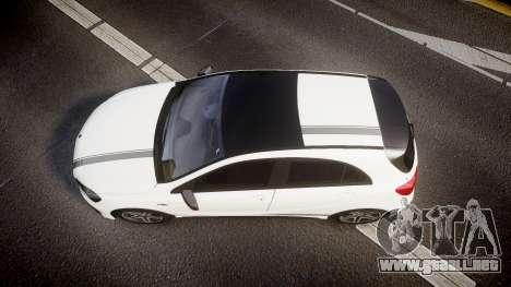 Mersedes-Benz A45 AMG PJs1 para GTA 4 visión correcta