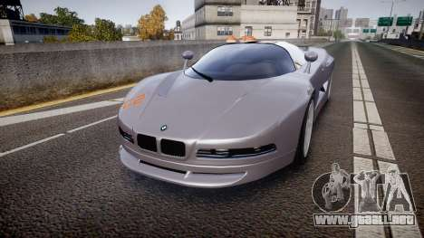 BMW Italdesign Nazca C2 v5.1 para GTA 4