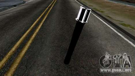New Grenade para GTA San Andreas segunda pantalla