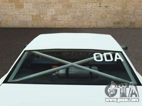 Elegy ODA para la visión correcta GTA San Andreas