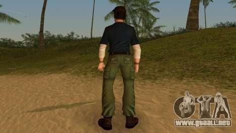 Kurtis Trent v.2 para GTA Vice City tercera pantalla