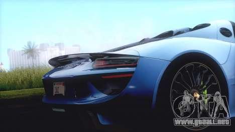 GTA SA ENB - Z.A. Project 2015 para GTA San Andreas undécima de pantalla
