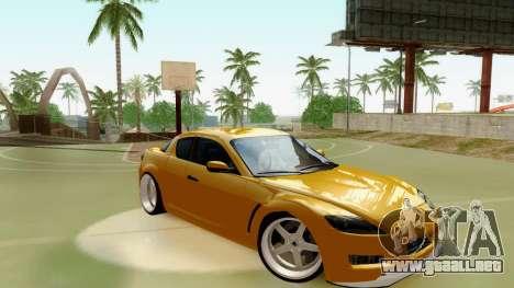 ENB Kenword Try para GTA San Andreas quinta pantalla