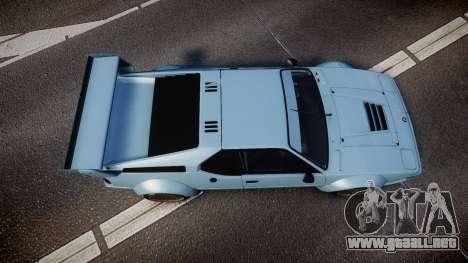 BMW M1 [EPM] para GTA 4 visión correcta