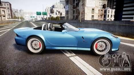 Bravado Banshee Viper para GTA 4 left