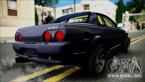 Nissan Skyline GT-S R32 para GTA San Andreas