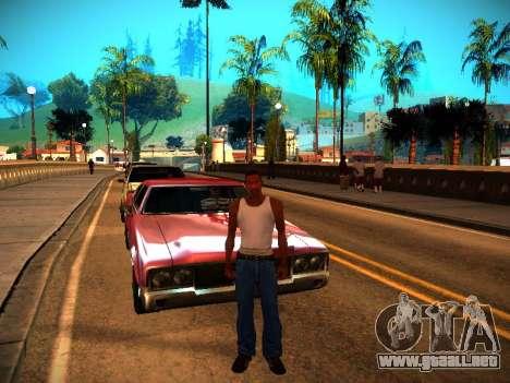 ENB v1.3 para PC débil para GTA San Andreas sexta pantalla