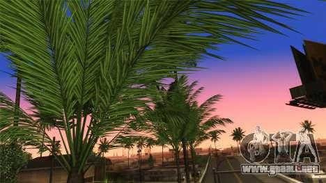 iPrend ENB Series v1.3 Final para GTA San Andreas quinta pantalla