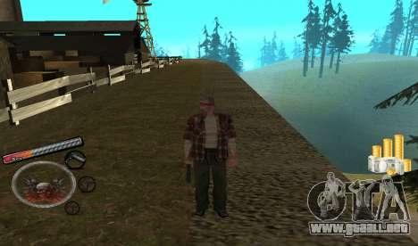 C-HUD Money para GTA San Andreas tercera pantalla