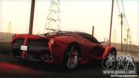 GTA SA ENB - Z.A. Project 2015 para GTA San Andreas sucesivamente de pantalla