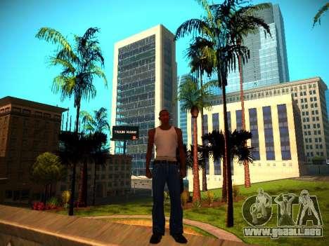 ENB v1.3 para PC débil para GTA San Andreas sucesivamente de pantalla