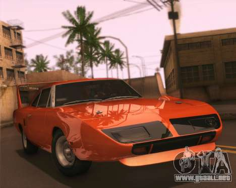 iPrend ENB Series v1.3 Final para GTA San Andreas octavo de pantalla