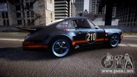 Porsche 911 Carrera RSR 3.0 1974 PJ210 para GTA 4 left