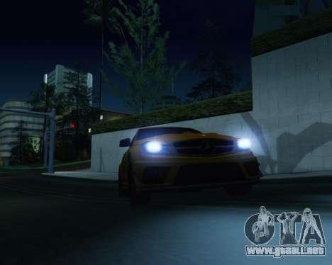 ENB by Robert v8.3 para GTA San Andreas séptima pantalla