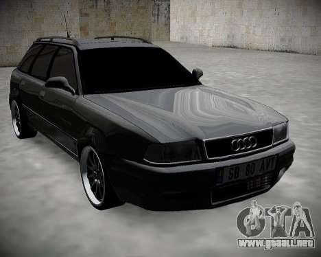 Audi 80 B4 Antes de la PROHIBICIÓN.RF para GTA San Andreas