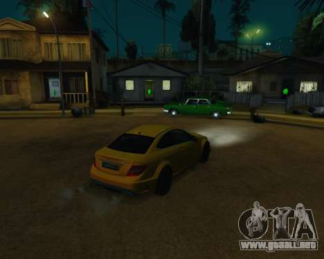 ENB by Robert v8.3 para GTA San Andreas novena de pantalla