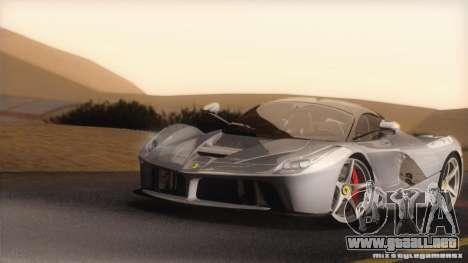 GTA SA ENB - Z.A. Project 2015 para GTA San Andreas tercera pantalla