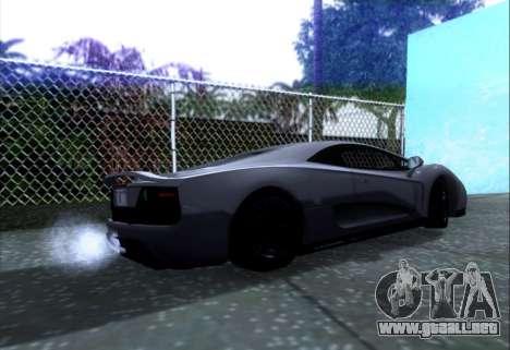 Scalfati GT (Watch Dogs) para GTA San Andreas left