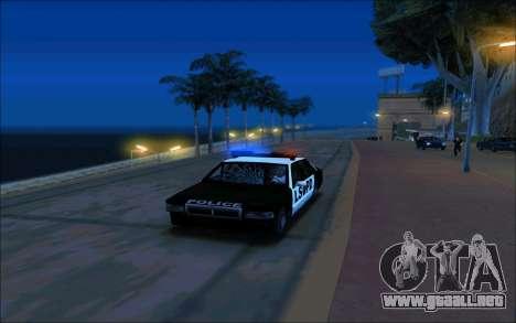 Ivy ENB June para GTA San Andreas tercera pantalla