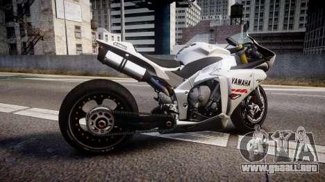 Yamaha YZF-R1 Custom PJ1 para GTA 4 left