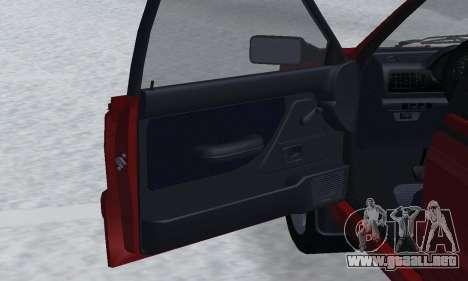 Daewoo FSO Polonez P-120 Concept 1998 para GTA San Andreas interior
