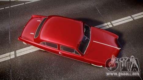 Ford Custom Tudor 1949 para GTA 4 visión correcta