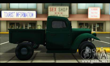 Rat Loader (GTA V) para GTA San Andreas left
