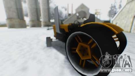 Tractor Kor4 para la visión correcta GTA San Andreas