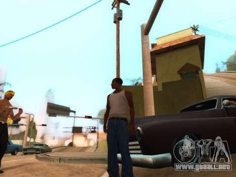 ENB by Robert para GTA San Andreas tercera pantalla