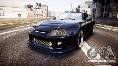 Toyota Supra Tuned para GTA 4