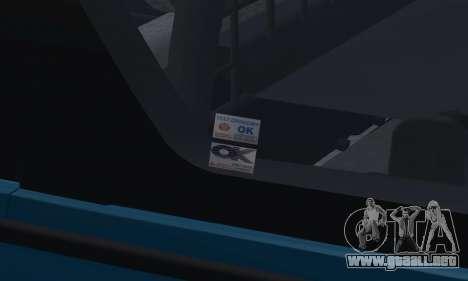 Daewoo-FSO Polonez Kombi 1.6 GSI Police 2000 para las ruedas de GTA San Andreas