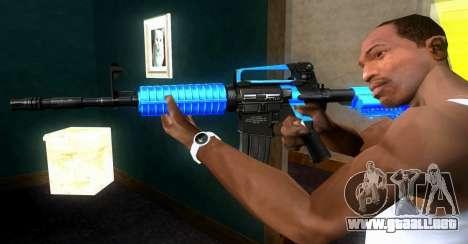 M4 RevoFX para GTA San Andreas