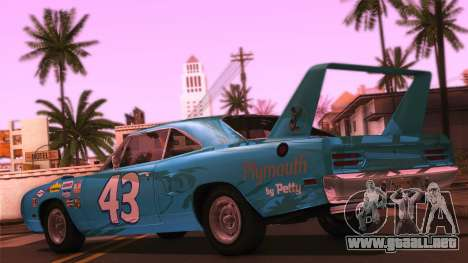 iPrend ENB Series v1.3 Final para GTA San Andreas sucesivamente de pantalla