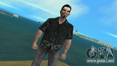 Vampire Skin para GTA Vice City
