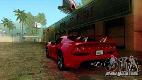 ENB Kenword Try para GTA San Andreas sexta pantalla