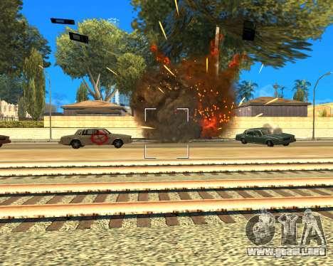 Ledios New Effects para GTA San Andreas tercera pantalla