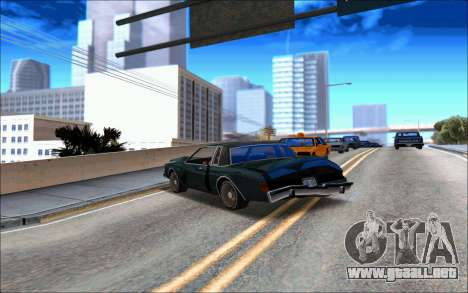 Ivy ENB June para GTA San Andreas