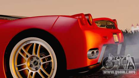GTA SA ENB - Z.A. Project 2015 para GTA San Andreas octavo de pantalla