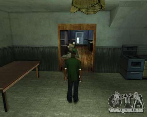 ENB by Robert v8.3 para GTA San Andreas octavo de pantalla