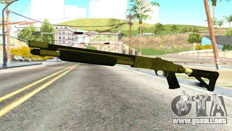 Shotgun from GTA 5 para GTA San Andreas