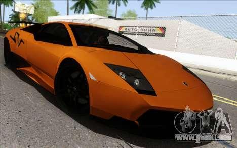 LoFPS ENB para GTA San Andreas octavo de pantalla