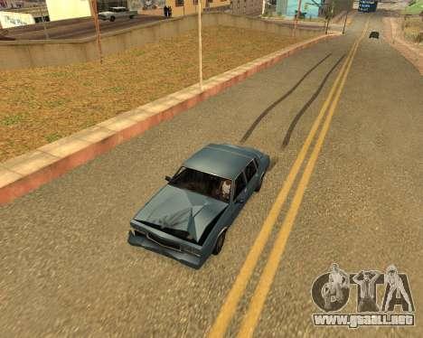 Ledios New Effects para GTA San Andreas décimo de pantalla