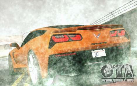 LoFPS ENB para GTA San Andreas sucesivamente de pantalla