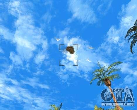 Ledios New Effects para GTA San Andreas séptima pantalla