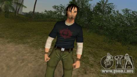Kurtis Trent v.2 para GTA Vice City sucesivamente de pantalla