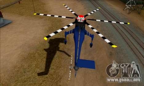 Skylift from GTA IV TBOGT para la vista superior GTA San Andreas