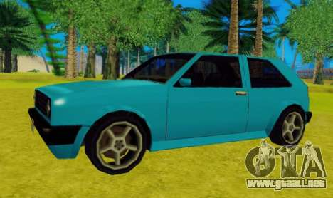 New Club para GTA San Andreas